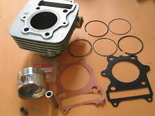 Cylinder kit Piston 72mm rings Gasket for Suzuki GN250 LT250 DR250 GZ250 249CM3