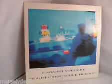 Eight Crepuscule Tracks by Cabaret Voltaire Vinyl Record Tested!