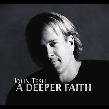 Vol. 1-Deeper Faith John Tesh MUSIC CD