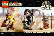 LEGO 7101 - STAR WARS - LIGHTSABER DUEL - 1999 - RETIRED