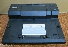 Dell Latitude PR03X E-Series Dock/Port Replicator E6400 E6500 E5400 0PW380 PW380