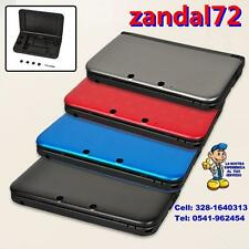 COVER CASE SHELL REPLACEMENT FOR NINTENDO 3DS XL BLACK COLOUR SHELL 3DSXL