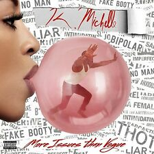 More Issues Than Vogue [PA] by K. Michelle (CD, Mar-2016, Atlantic (Label)) NEW