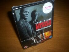 A GOOD DAY TO DIE HARD blu-ray steelbook rare OOP UK HMV Excl. region free abc