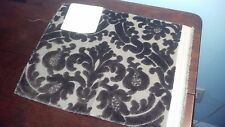 DESIGNERS GUILD / OSBORNE & LITTLE REMNANTS - TREFOIL - RAISED CUT VELVET  $288