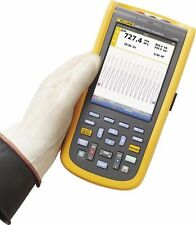 Fluke 124B/EU/S KIT 40MHz Hand Oszilloskop 2 Kanal Scope-meter Oscilloscope