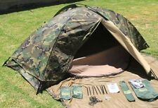 NEW Eureka TCOP camo one man combat tent military Army US Marine