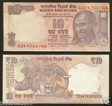 ★★★  Rs.10/- Star ~ With Starting 786 ~ UNC ★★★ bb85