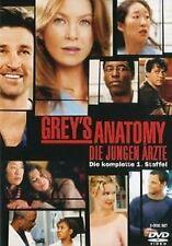 Grey's Anatomy - Die jungen Ärzte ( 1 Staffel ) mit Patrick Dempsey, Sandra Oh