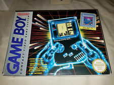 Nintendo game boy console original boxed