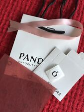 Pandora Bag And Ribbon With Pop Up Box, Tissue And Sticker BNWT