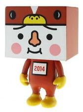 "2014 NEW YEAR TO-FU YEAR OF THE HORSE 2"" DESIGNER VINYL FIGURE TOFU DEVILROBOTS"