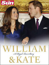 William and Kate: A Royal Love Story,The Sun,New Book mon0000023907