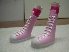 Crumbs Sugar Cookie Tall Boots Shoes for Lalaloopsy Doll shoes Fits Full size