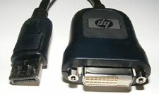 Hewlett Packard HP DisplayPort to DVI-D Adapter - FH973AT 481409 002 481409 001