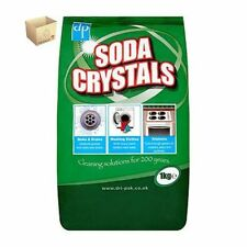 Crystals Soda Washing 1kg Kitchen Sink Drains Clothes