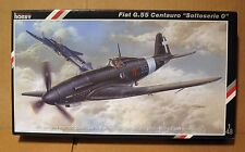 """Special Hobby 1/48 Fiat G.55 Centauro """"Sottoserie 0"""" WWII Italian Fighter NEW"""