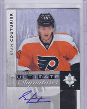 2011-12 Ultimate Collection Ultimate Signatures #USSC Sean Couturier Flyers Auto