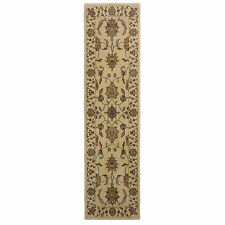 "Traditional Agra Classic Cream Passage Hallway Rug Runner 60 x 300cm (2'x9'10"")"