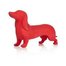Giant Dachshund Sausage Dog Weiner Dog Doxie Teckel Eraser Rubber BNIB
