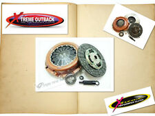 Xtreme Outback HD CLUTCH SET FOR 1999-2006 MAZDA BRAVO B2500 TURBO DIESEL 2.5L