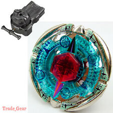 Masters Beyblade Metal Fusion Flame Byxis BB-95 230WD + Double spin Launcher
