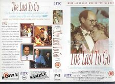 The Last To Go, Terry O'Quinn Video Promo Sample Sleeve/Cover #11461