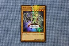 Yugioh JMPR-JP001【Blue-eyes White Dragon】Jump Movie Promo KC Rare