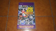 VHS SHED SEVEN STUFFED PROMO VIDEOS LIVE FOOTAGE FROM LONDON FORUM POLYGRAM 1997