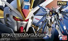 Gundam 1/144 RG #14 Strike Freedom Z.A.F.T Mobile Suit ZGMF-X20A Model Kit