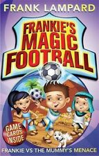 NEW - Frankie's Magic Football: Frankie vs The Mummy's Menace: Number 4 in serie