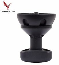 VARAVON 75mm Half Ball Flat Adapter for 701HDV GH03F 103HD 815FH and More