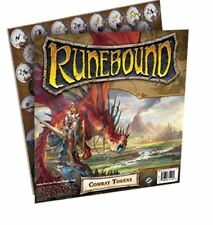 RuneBound Strategy Board Game - Combat Tokens