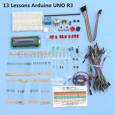 NEW Mega 2560 1602 LCD Starter Kit For Arduino UNO R3 Mega 2560 Servo LED PDF
