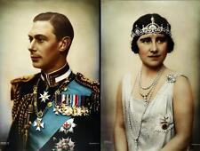 Photo. 1920s.  Duke and Duchess of York