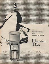 Publicité advertising 1960 parfum ( René Gruau )