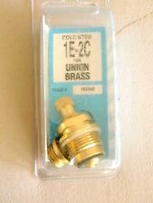 Union Brass Faucet Stem and Seat - Cold 1E-2C by Danco