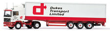 CC15506 Corgi 1:50 VOLVO F10 Fridge Trailer Dukes Transport Limited