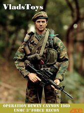 ACE 1/6 Scale Operation Dewey Caynon 1969 USMC 3rd Force Recon #13020 USA Dealer