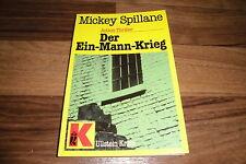 Mickey Spillane -- der EIN-MANN-KRIEG // mit Agent  Tiger Mann  1982