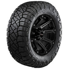 4-New 33x12.50R17LT Nitto Ridge Grappler 120Q E/10 Ply BSW Tires
