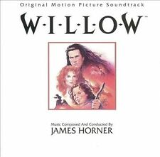 Willow [Original Motion Picture Soundtrack] by James Horner (CD, Nov-1988,...