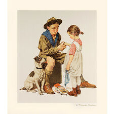 """Norman Rockwell     """"Encore Portfolio of 17 Limited Ed""""    MAKE  OFFER    DDS"""