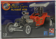 WILD WILLY WINGED EXPRESS ALTERED ROD DRAG RACE FORD T BUCKET AMT MODEL KIT