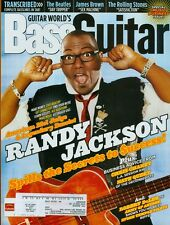"2007 Bass Guitar Magazine: Randy Jackson/The Beatles ""Day Tripper""/Chris Chaney"