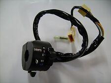 Suzuki DR125 DR250 LH Handlebar Switch Genuine NOS Part # 37400-38240