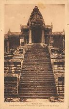 BF2558 angkor vat wat grand escalier central cambodgia