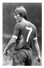 KENNY DALGLISH - LIVERPOOL AUTOGRAPHED SIGNED A4 PP POSTER PHOTO