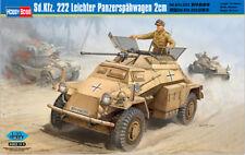 Hobby Boss 82442 1/35 Sd.Kfz. 222 Leichter Panzerspahwagen 2cm
