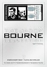 The Ultimate Bourne Collection Steel box set DVD Original UK Release R2